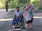 Budoucnost obyvatel dom� v P�edn�dra�� v Ostrav�-P��vozu je velmi nejist�.