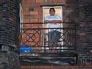 Stavební úřad vyčítá i nebezpečné balkony. Romové proto chtějí vchody k