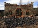 N�kdej�� vysok� pec v �indelov� na Sokolovsku byla sou��st� �elez�ren