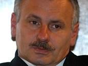 N�m�stek brn�nsk�ho prim�tora Ladislav Macek.