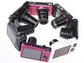 Test fotoapar�t�: Canon, Casio, Nikon, Olympus, Panasonic, Samsung, Sony