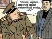 Z komiksu Jon� Fink - Dosp�v�n�