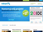 Nakopni.mě se snaží o crowdfunding v Česku, zatím ale nelze říci, že by se