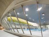 Vizualizace: London Aquatics Centre