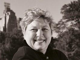 Jerri Nielsenová na snímku z roku 2002 v newyorském Central Parku