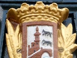 Znak města Bilbaa