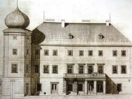 Jedna z expozic by mohla přiblížit historii zámku v Adršpachu.