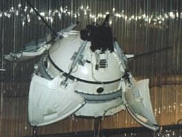 Sovětský Mars 3, který dovezl k Rudé planetě první přistávací modul fungující i