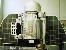"""Vůbec první stroj, který """"zaútočil"""" na Mars, Marsnik 1. Skončil ale už v zemské"""