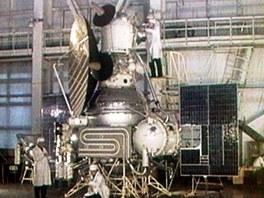 Sovětská sonda Mars 1969a