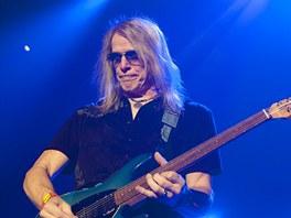 Steve Morse vystoupil 31. 7. 2012 v Praze na koncertě 3G
