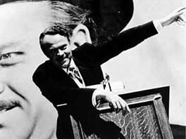 Z filmu Občan Kane (Orson Welles)
