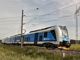 Třívozová jednotka RegioPanter.