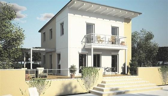 Montované domy PRAKTIC