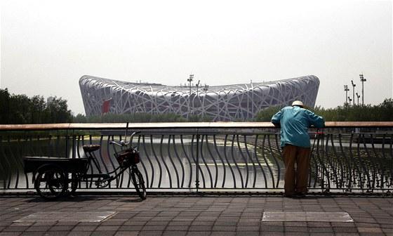 PTAČÍ HNÍZDO. Nákladné dědictví pekingské olympiády z roku 2008, stadion Ptačí