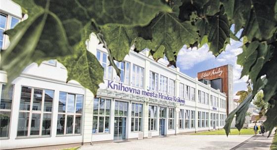 Nová Knihovna města Hradec Králové