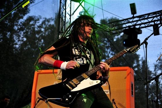 Kurtizány z 25 Avenue (Open Air Music Festival Trutnov 2012)