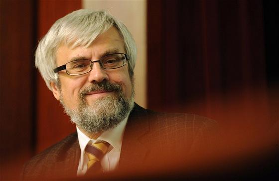 Budoucí předseda Nejvyššího soudu Pavel Šámal