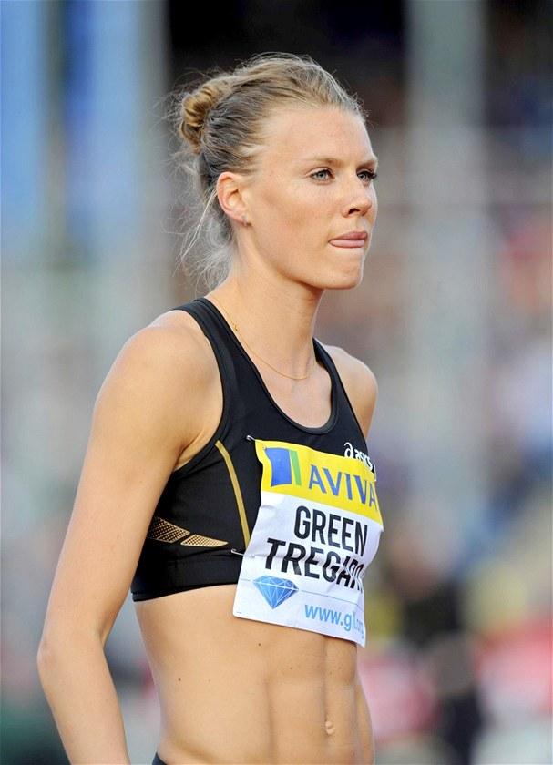 Emma Green Tregarová, atletka, Švédsko