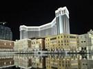 Hotel a kasino The Venetian v Las Vegas