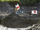 Ostrou reakci ze strany Číňanů vyvolala akce malé skupiny Japonců, kteří...
