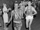 Abebe Bikila se narodil 7. srpna 1932, zemřel 25. října 1973.