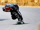 Závod Mistrovství světa v longboardingu přivedl do Kozákova sto osmdesát jezdců