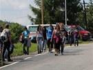 Daniela Prud�ka hledaly stovky mlad�ch lid�. Jeho t�lo se nakonec ve �tvrtek