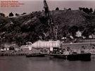Batyskaf Trieste II byl navržen tak, aby se mohl pohybovat v obrovských