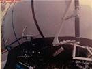 Akce byla zahájena 8. října 1971. Trieste II měl k dispozici přibližné údaje o