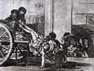 Francisco Goya: z cyklu Hrůzy války