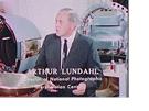 Arthur Lundhal, ředitel Centra pro interpretaci snímků