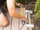 Přesah lamel může být maximálně 50 mm.
