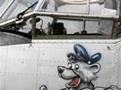 Aviatická show v Hradci Králové, kam se slet�ly slavné letouny Antonov An-2...