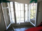 V bytě olomouckého domu ve Šmeralově ulici vybuchl po poledni plyn. V tu chvíli