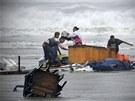 Mexiko hurikán Ernesto