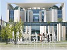 Berl�nsk� kancl��stv� je projekt architekt� Axela Schultese a Charlotte