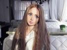 Valeria Lukyanová chce vypadat jako panenka Barbie.