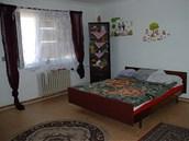 Pokoj na ubytovně v Cihelní, Ostrava
