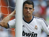 ZKLAMN Cristiano Ronaldo v vodnm djstv panlsk ligy Valencii gl nedal