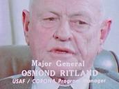 Osmond Ritland, vedoucí programu Corona (USAF)