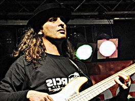 Basista Pavel J. Ryba