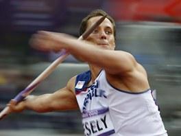V�t�zslav Vesel� na olympi�d� v Lond�n� medaili nez�skal a skon�il a� na