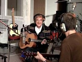 Miro Žbirka v Abbey Road Studios