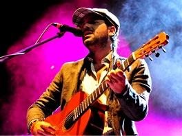 Adam Cohen (Open Air Music Festival Trutnov 2012)