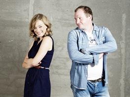 Kristýna Boková a Marek Taclík k filmu Martin a Venuše