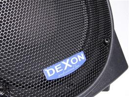 Dexon BC 1000A - detail basové sekce