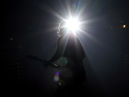 Foo Fighters v O2 areně, 15. 8. 2012 (Dave Grohl)