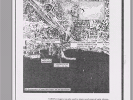 Satelity monitorovaly také dění v přístavech - zde Černé moře, přístav