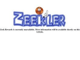 Str�nky Zeekler.com jsou nep��stupn�.